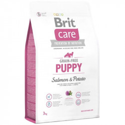 Brit Care Puppy All Breed Salmon & Potato - 3 kg