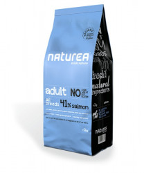 Naturea Adult Salmon - 12 kg