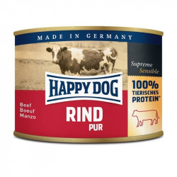 Happy Dog Rind Pur - 200 g