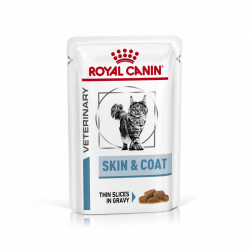 Royal Canin VHN cat skin & coat kapsičky mačky 12 x 85 g