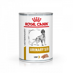 Royal Canin VHN Urinary SO dog konzerva pre psy 410 g