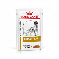 Royal Canin VHN Urinary SO pouch kapsička pre psy 12 x 100 g