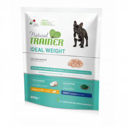 Trainer natural weight care mini hydina 800g