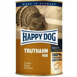 Happy Dog Truthahn Pur - 400 g