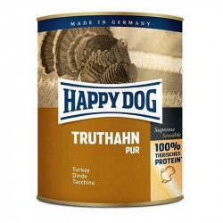 Happy Dog Truthahn Pur - 800 g