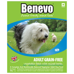 Benevo Adult Grain-Free Vegetable Feast With Mixed Herbs 395 g