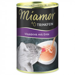 Miamor VitalDrink kačka 135ml