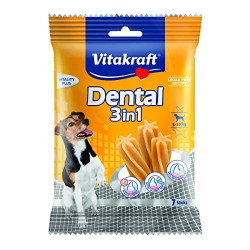 Vitakraft Dental Sticks 3in1 pre malé psy 120g