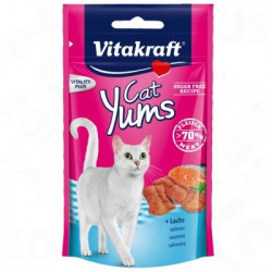 Vitakraft Yums Cat  - Salmon 40g